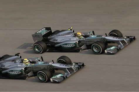 Stewart sieht Hamilton bei Mercedes klar auf der Überholspur