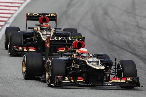 Lotus möchte in Schanghai wieder geschlossen mit Stärke punkten