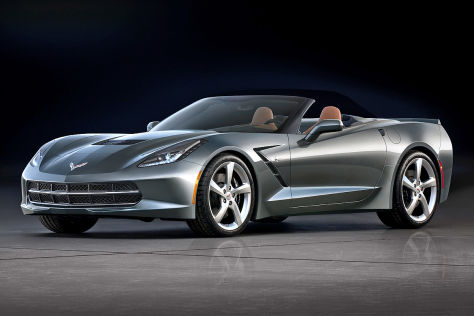 Chevrolet Corvette C7 Stingray Cabrio