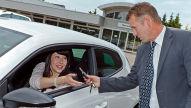 Autokauf: Tipps f�r die Probefahrt