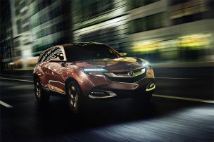 Crossover Concept von Acura