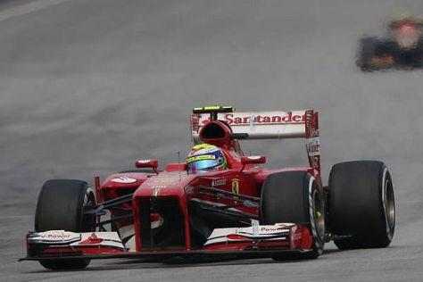 Felipe Massa erwartet, dass der F138 schon bald zum Siegerauto wird