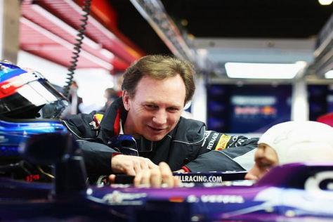 Christian Horner weiß, wie wichtig Sebastian Vettel für sein Team ist