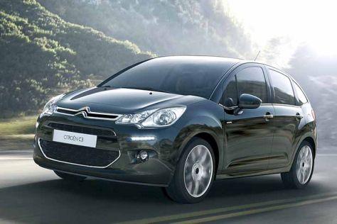 Citroën C3 Facelift (2013): Preise