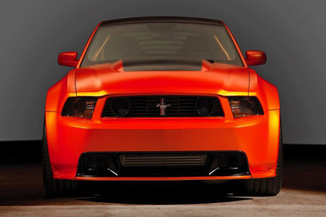 Mustang Boss 302-X