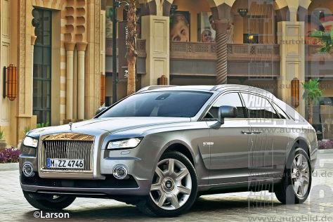 Rolls-Royce: Modellplanung