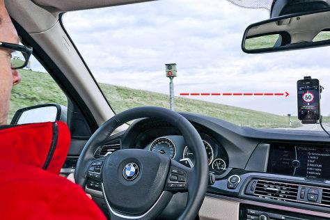 Verkehrsministerkonferenz: Radarwarngeräte
