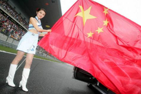 Grand Prix von China in Schanghai: Willkommen im Reich der Mitte!