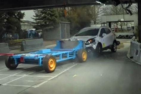 Opel Mokka mit Killer-Kältemittel