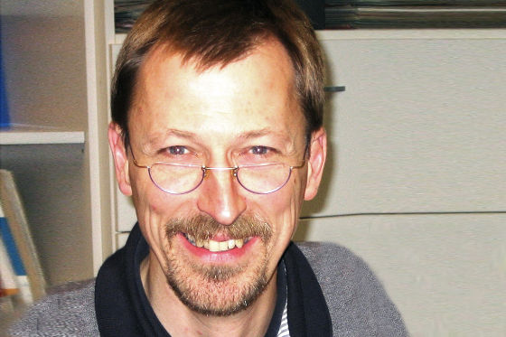 Wolfgang Plehn vom Umweltbundesamt