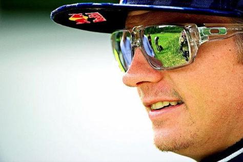 Kimi Räikkönen und Red Bull - kommt es 2014 zur Wiedervereinigung?