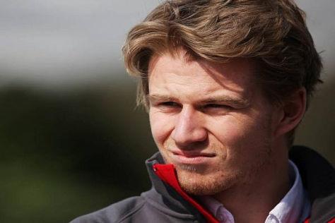 Nico Hülkenberg schätzt den Umgang mit seinen Fahrerkollegen