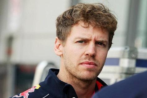 Sebastian Vettel sieht noch Arbeit vor sich, will er vorne mitmischen