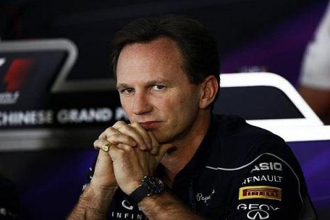 Teamchef Christian Horner glaubt, dass Red Bull die Situation kontrollieren kann