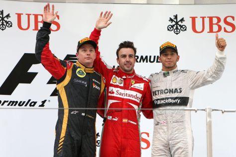 Formel 1 2013 China