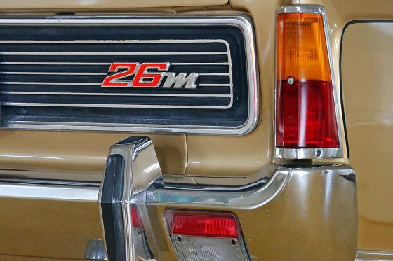 Ford 26M Coupé