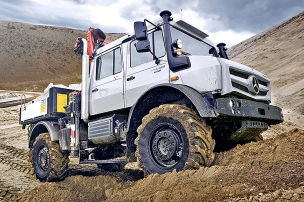 So kommt der neue Unimog