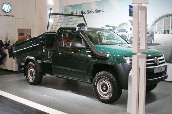 VW Amarok 3Seitenkipper