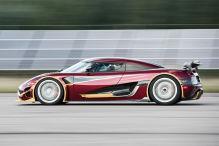 Koenigsegg pulverisiert fünf Rekorde!