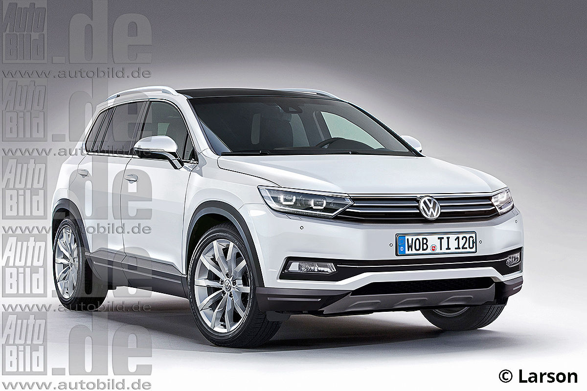 2016 volkswagen tiguan car interior design. Black Bedroom Furniture Sets. Home Design Ideas