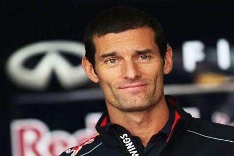 Mark Webber ist der 13. Pilot der Formel-1-Geschichte, der die 200 voll macht