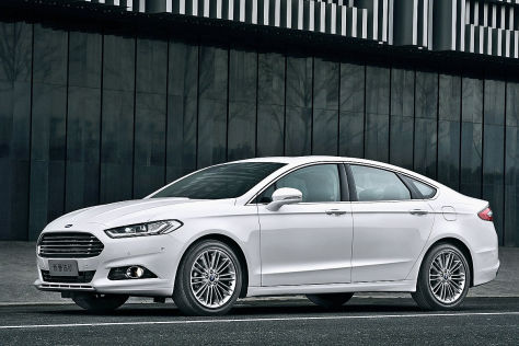 Ford Mondeo (China-Modell 2013)