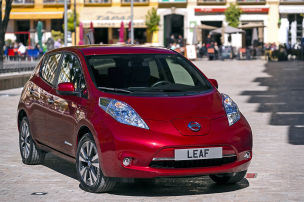 Nissan Leaf (2013): Zweite Generation
