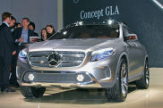 Video: Mercedes GLA Concept
