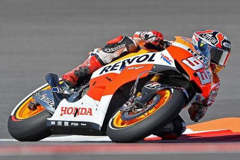 Marc Marquez schrieb mit seinem Sieg in Austin MotoGP-Geschichte