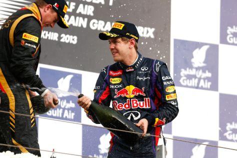 Formel 1 2013: Bahrain
