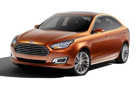 Ford Escort Concept (2013)