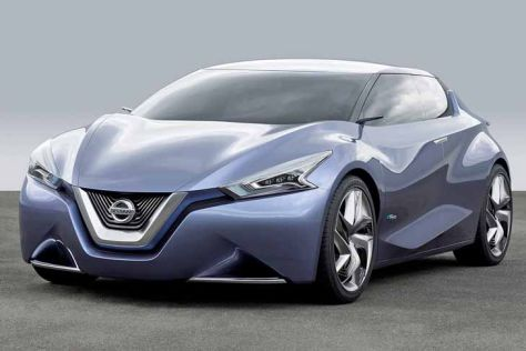 Nissan Friend-ME Concept: Shanghai Auto Show 2013