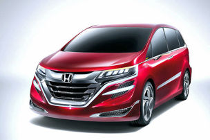 Honda: Shanghai Auto Show