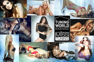 Miss Tuning 2013: Top 10