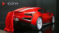 Icona Vulcano: Shanghai Auto Show 2013