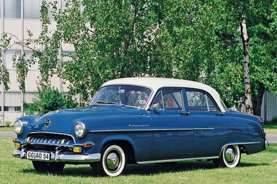 Opel Kapitän 1954