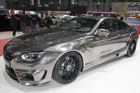 BMW M6 Hamann Mirr6r