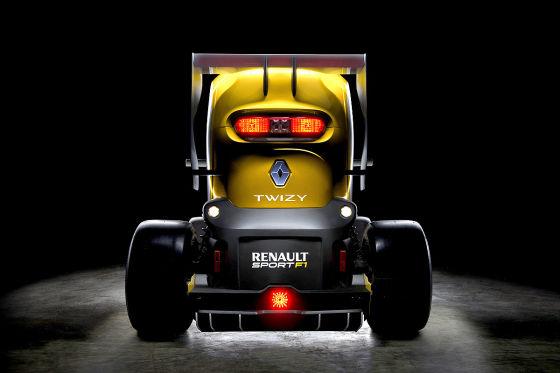 Renault Twizy F1 Concept Car
