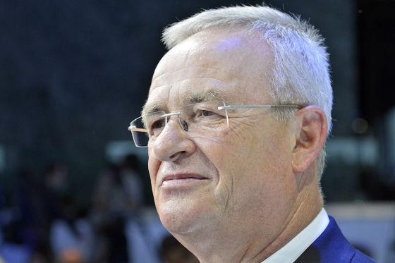 VW-Vorstandschef Martin Winterkorn