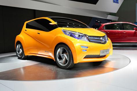 Dongfeng Nissan Viwa Concept