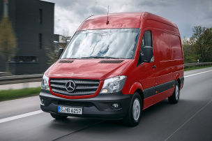 Mercedes Sprinter (2016): Neue Motoren