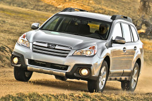 Subaru Outback: Fahrbericht