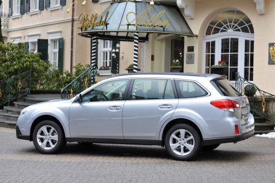 Subaru Outback 2.0D MJ 2013
