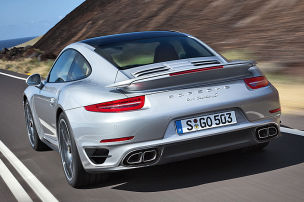 Porsche 911 Turbo und Turbo S