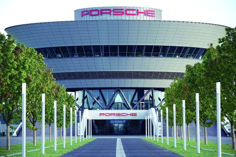 Porsche-Werk Leipzig
