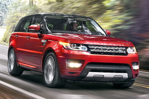 Range Rover Sport (2013): Preis