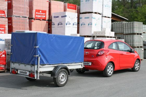 Rameder bietet umfangreiche Lösungen für Ihre Transportwünsche.