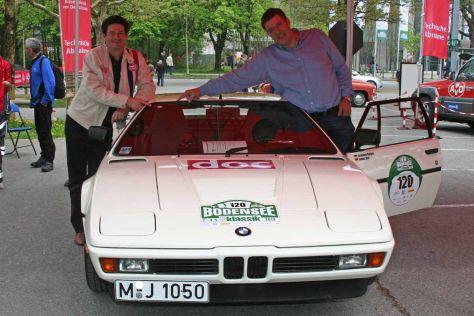 BMW M1 Burges