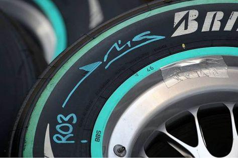 Zwei von drei Fans wünschen sich eine Rückkehr zu den Bridgestone-Reifen