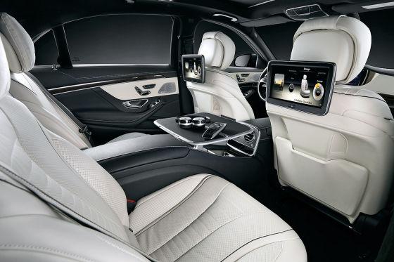 Mercedes S-Klasse Innenraum (W 222)